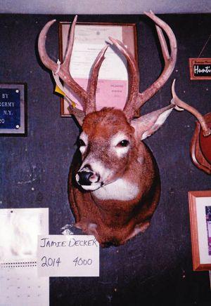 Jamie Decker 2014 4000